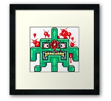 Brain Space Framed Print