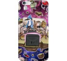 Regular Show Lost in Universe iPhone Case/Skin