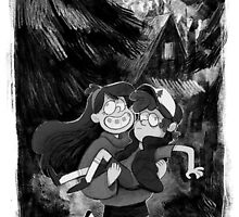 Mystery Twins by karmabees