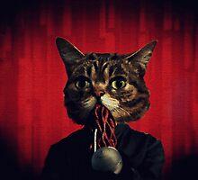MEW-OOD - Kitty Ood Halfbreed Portrait by chewgowski