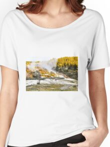 Yellow Stone National Park Women's Relaxed Fit T-Shirt