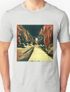 Dark Path Unisex T-Shirt