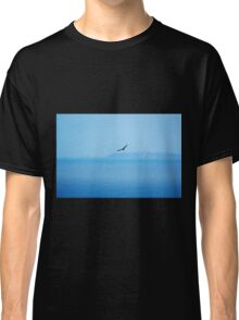 Wedge Tailed Eagle Over the Ocean Classic T-Shirt