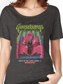 Goosebumps - Night of the Living Dummy 2 Women's Relaxed Fit T-Shirt