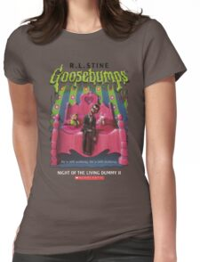 Goosebumps - Night of the Living Dummy 2 Womens Fitted T-Shirt