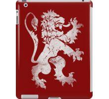 Heraldic Lion iPad Case/Skin