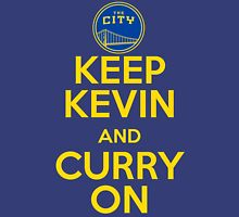Keep Kevin and Curry On Unisex T-Shirt