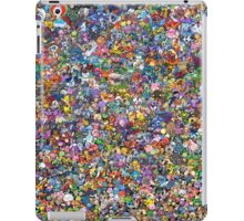 Pokemon Collage!  iPad Case/Skin