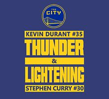 Durant Thunder and Curry Lightening Unisex T-Shirt