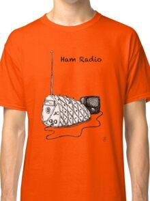 Ham Radio (B&W) Classic T-Shirt