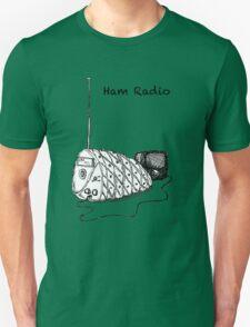 Ham Radio (B&W) Unisex T-Shirt
