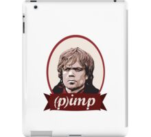 Tyrion Lannister Pimp Game Of Thrones iPad Case/Skin