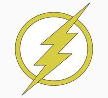 Flash (Barry Allen) One Piece - Short Sleeve