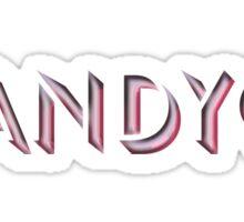 Candyce Sticker