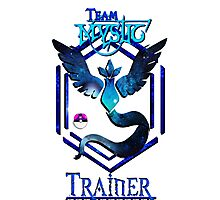 Team Mystic - Master Ball 2 [5% discount] Photographic Print