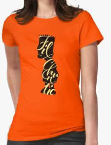 Fil Womens Fitted T-Shirt