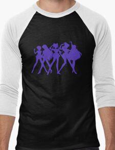 Sailor Squad  Men's Baseball ¾ T-Shirt
