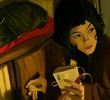 Amélie Poulain and the Letters by Brad Collins