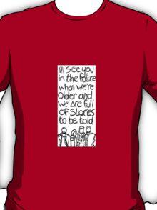 // Bastille Laughter Lines // T-Shirt
