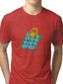 courtney barnett Tri-blend T-Shirt