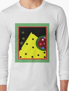 Optimistic abstraction Long Sleeve T-Shirt