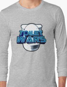Toilet Wars Long Sleeve T-Shirt