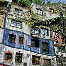 Hundertwasser House by jules572