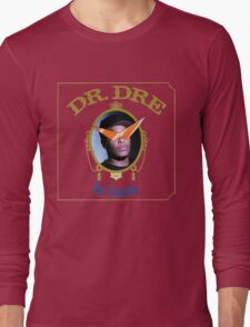 Dr dre the chronic with kamina glasses Long Sleeve T-Shirt