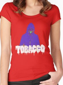 Tobacco  Women's Fitted Scoop T-Shirt