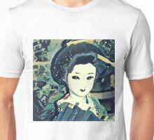 Geisha Waves K1 Unisex T-Shirt