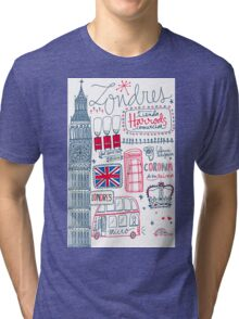 London Tour 578 Tri-blend T-Shirt