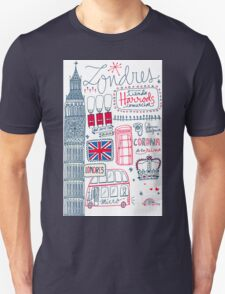 London Tour 578 Unisex T-Shirt