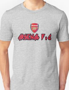 ARSENAL FOOTBALL CLUB Unisex T-Shirt