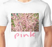 Flowering Plum Unisex T-Shirt