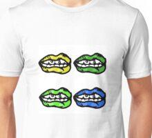 Punk Lips Unisex T-Shirt
