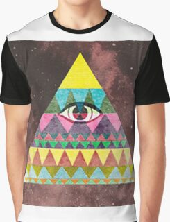 The All Knowing Graphic T-Shirt