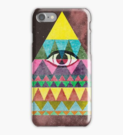 The All Knowing iPhone Case/Skin