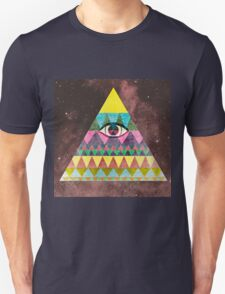 The All Knowing Unisex T-Shirt