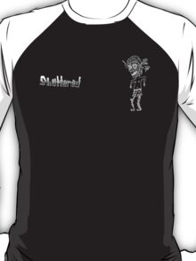 Zombie Boy Shattered T-Shirt