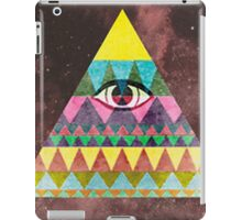 The All Knowing iPad Case/Skin