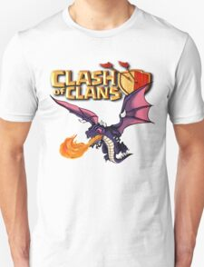 the Dragon Clash Unisex T-Shirt