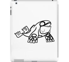 Chibi Kyogre. Pokemon iPad Case/Skin
