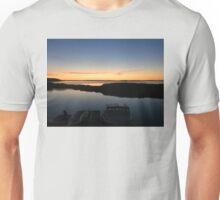 Sunrise at Bailey's Island Unisex T-Shirt