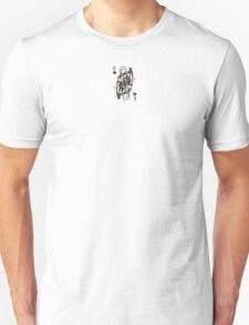 Game Of Thrones King Playing Card  Unisex T-Shirt