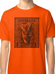 Koala Classic Stamp Classic T-Shirt