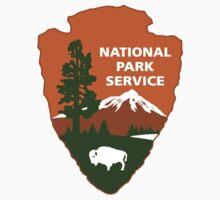 National Park Service logo Kids Tee
