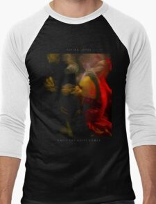 Until the quiet comes Flying lotus  Men's Baseball ¾ T-Shirt