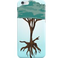 Floating Tree iPhone Case/Skin