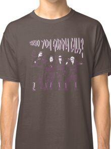 who? Classic T-Shirt
