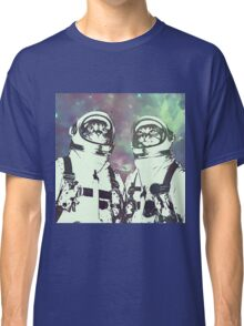 Space Age Catstronauts Classic T-Shirt